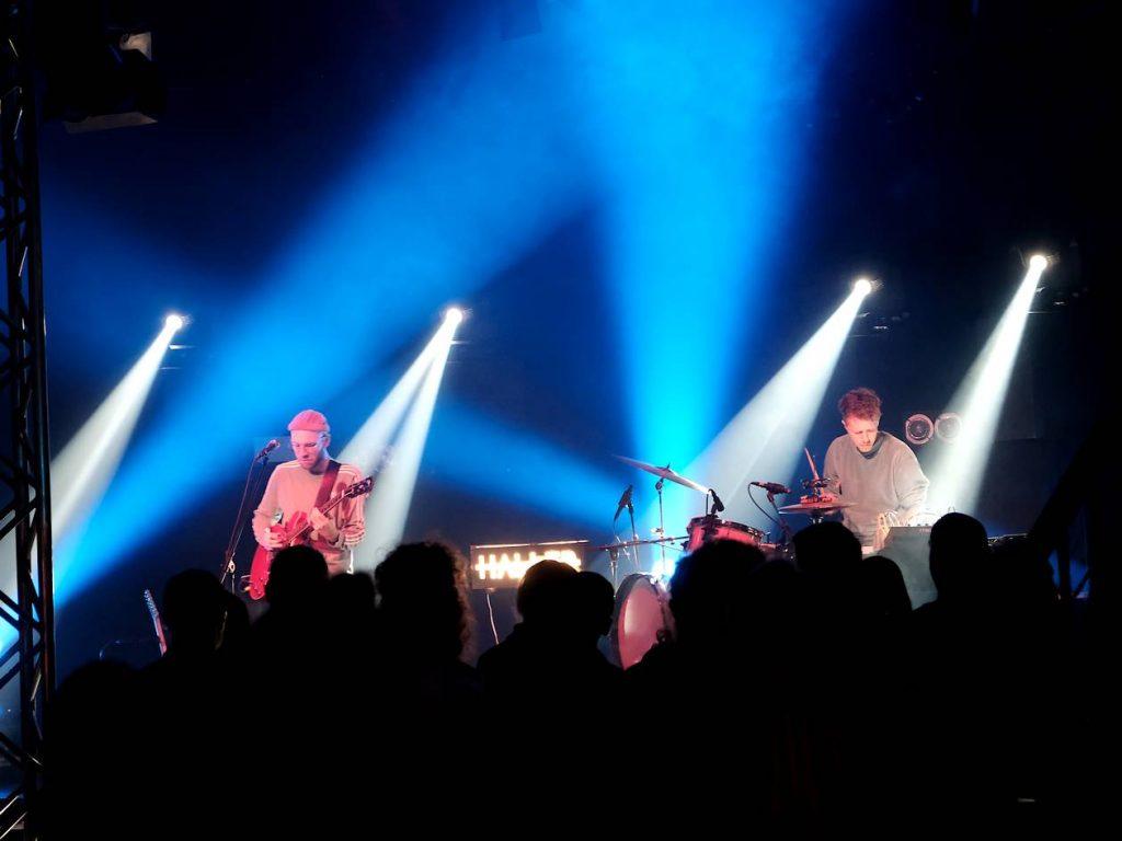 Haller und Wahnschaffe mit deutschem Soul-Pop in Ulm-Roxy