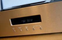 Der CD-Spieler Pier Audio CD 880 SE im Test der HiFi-IFAs. Hier im Bild das Display