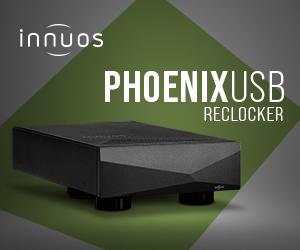 Innuos Phoenix USB Reclock