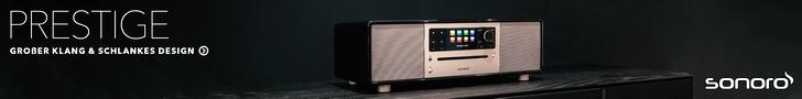 Sonoro Prestige HiFi-Kompaktanlage