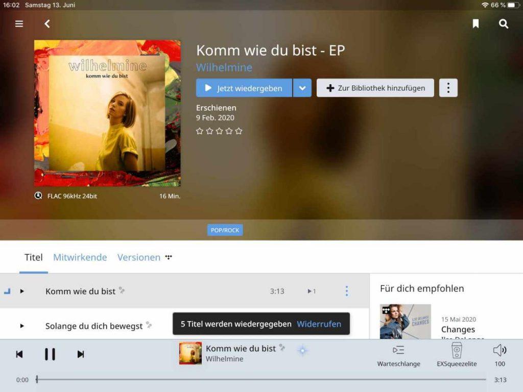 Roon-Album-Wilhelmine