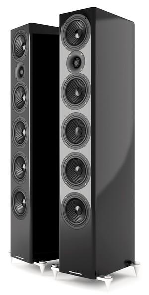 Die neuen Standlautsprecher Acoustic Energy AE 520 in der 4.000 Euro Preisklasse