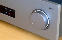 Im Test der HiFi-Vollverstärker Cambridge Audio CXA81 mit Bluetooth aptX HD und USB-B in der 1.000 Euro Klasse