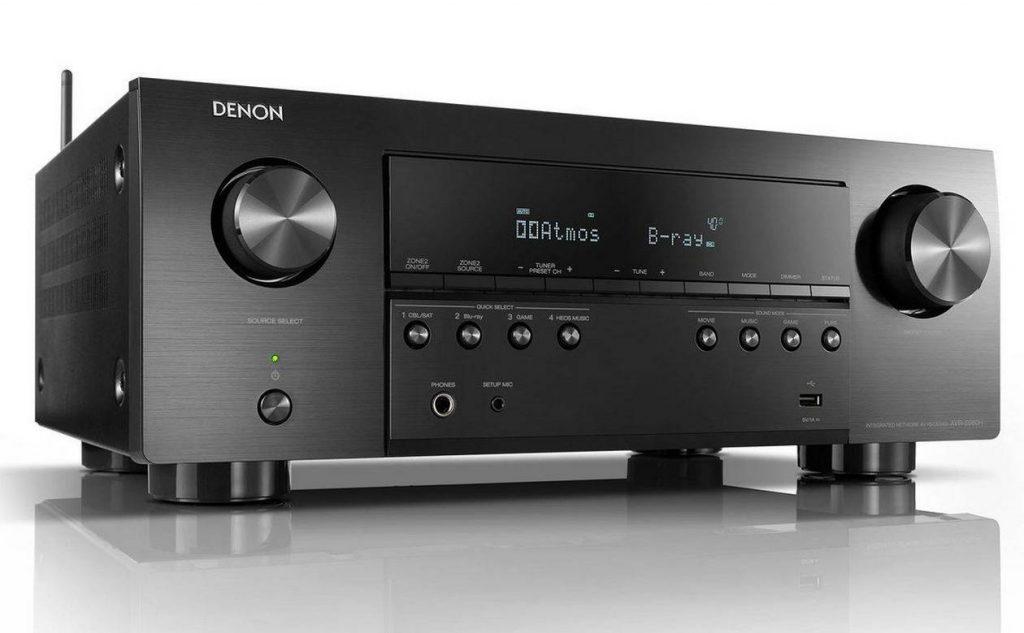 Der neue Surround-Receiver Denon AVC S960H mit 8K und HDMI 2.1