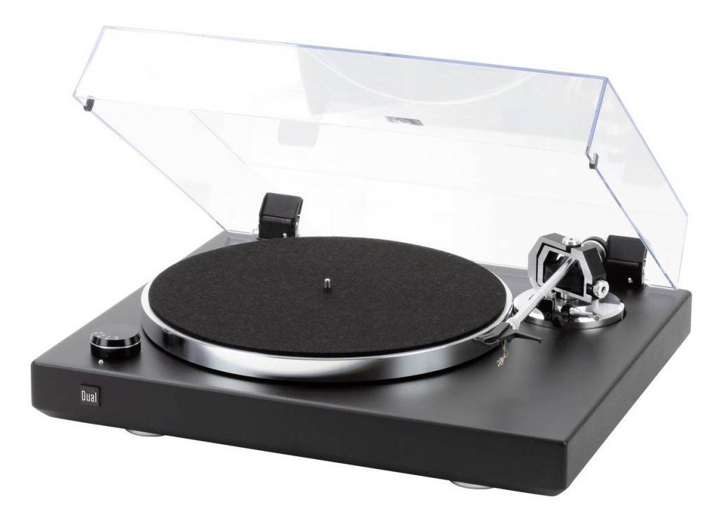 Der Plattenspieler Dual CS 600 in der Version MK II als Neuauflage