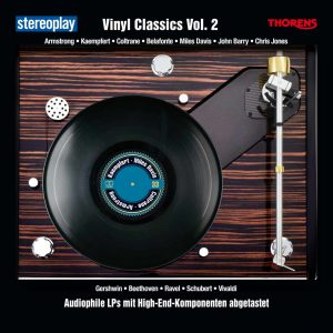"Cover des Album ""Vinyl Classics Vol. 2"" des HiFi- und High End Magazin Stereoplay"