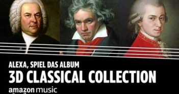 Warner Brothers 3D Classical Collection in Dolby Atmos auf Amazon Music