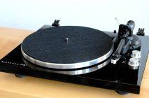 Im Test der Plattenspieler Blue Aura PG1 mit Riemenantrieb, Phono MM-Verstärker, D/A-Wandler und Bluetooth