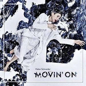 """Im Bild das Cover der Helen Schneider CD """"Movin On""""."""