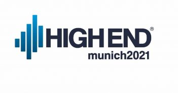 Logo der High End München 2021