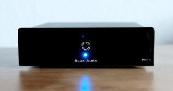 Test des HiFi Phono Vorverstärker Blue Aura PH1 mit MM- und MC- Eingang