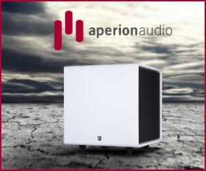 Subwoofer AperionAudio Bravus 12D