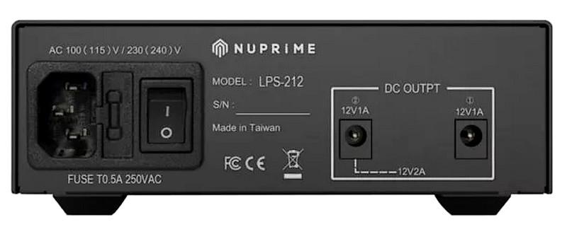 Das neue lineare HiFi-Netzteil NuPrime LPS 212