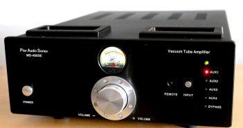 Im Test der Röhren-Hybrid Vollverstärker Pier Audio MS-480 SE