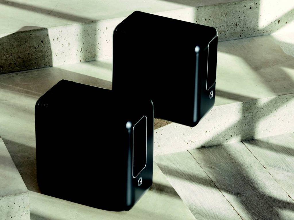 Die neuen kabellosen Lautsprecher Q Acoustics Active 200