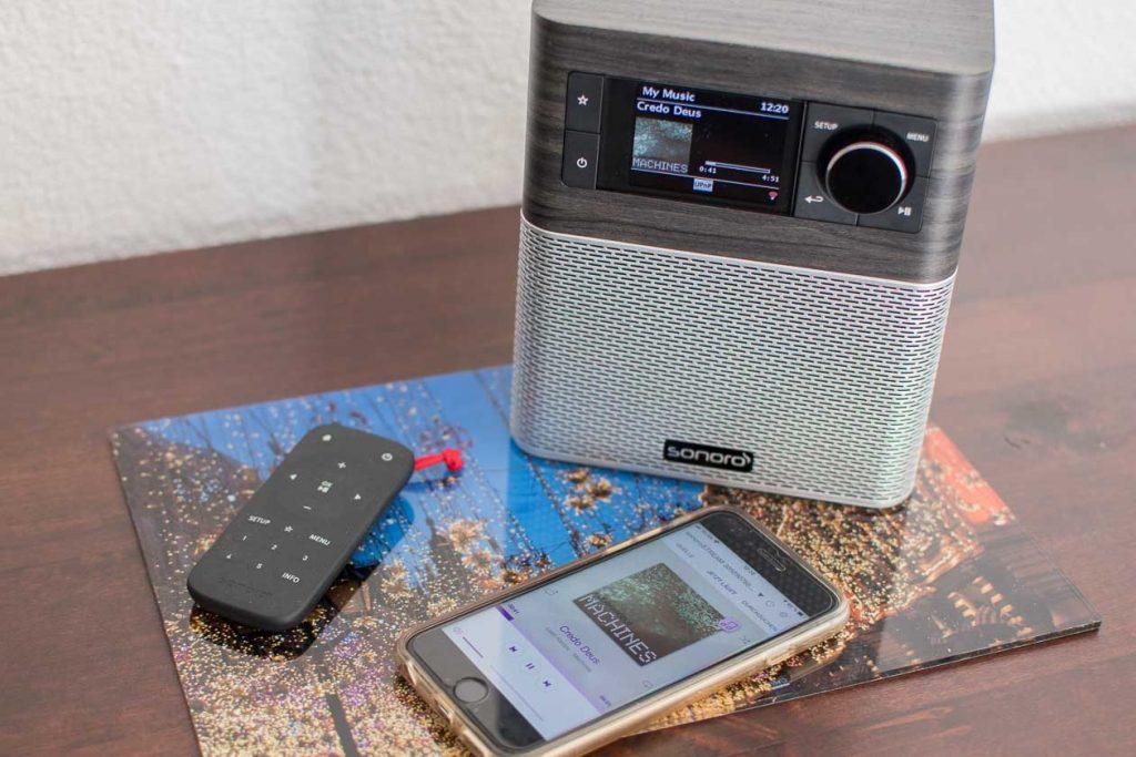 Sonoro-Stream-Remote