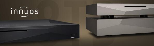 Die High End Musikserver Innuos ZENith und Statement jetzt neu mit 8 TB SSD