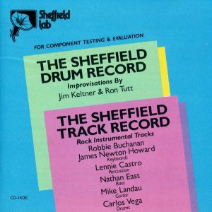 """The Sheffield Drum & Track Record"""