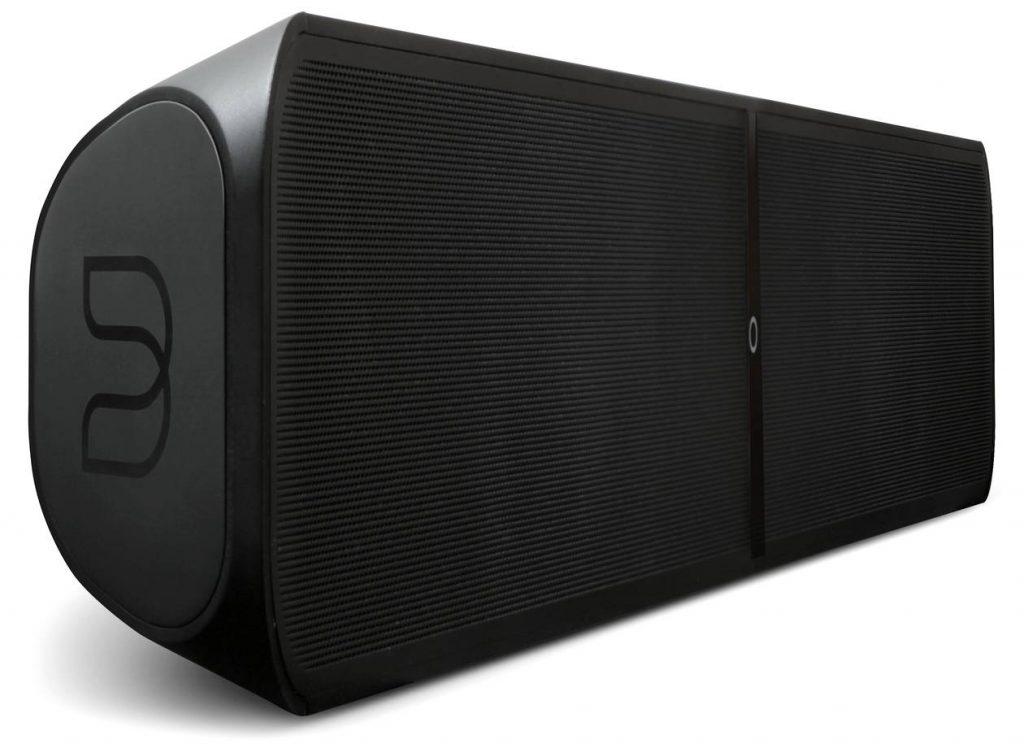Bluesound Pulse 2i Soundbar in schwarz