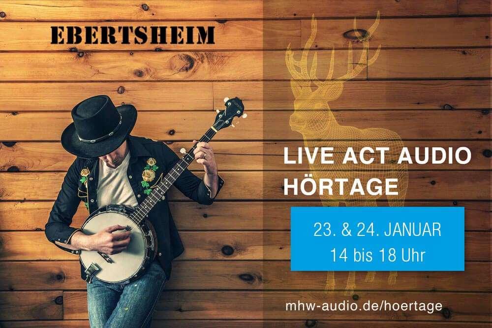 MHW-Audio Hörtage Januar 2020 in Ebertsheim