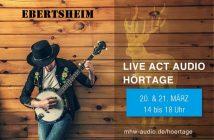 MHW-Audio Hörtage März 2021 in Ebertsheim