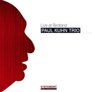 "Cover der LP ""Live At Birdland"" mit Paul Kuhn"