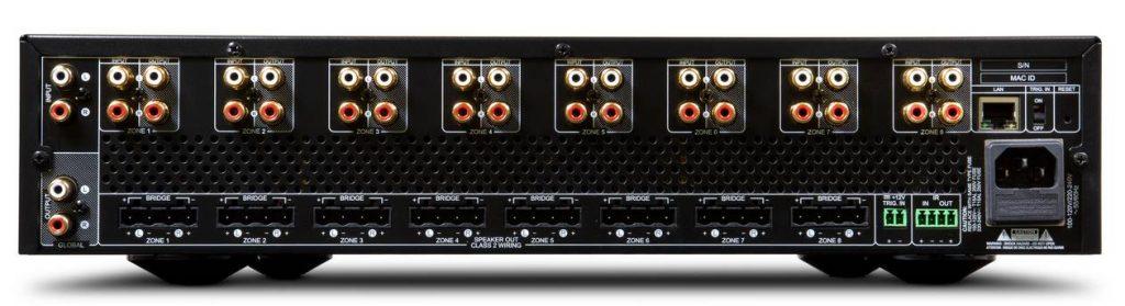 Im Bild die 16-Kanal-Endstufe NAD CI16 60 für 3.000 Euro