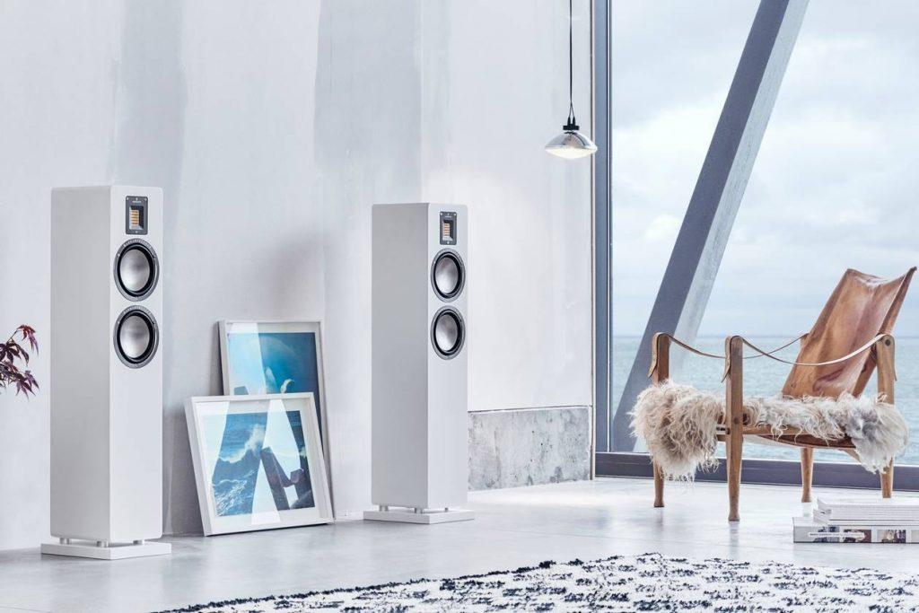 Neu: High End Kette von in-akustik daheim Probe hören