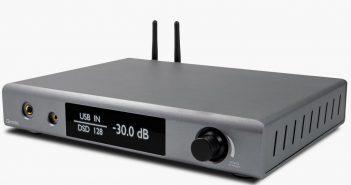 Im Bild der neue Streamer-Verstärker NuPrime Omnia A300