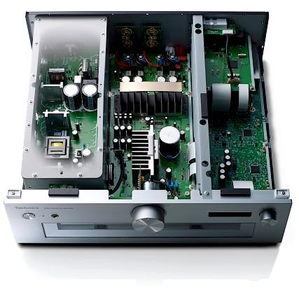 Digital-Vollverstärker Technics SU-G700 mit D/A-Wandler, Analog-Eingängen und Phono MM-Verstärker