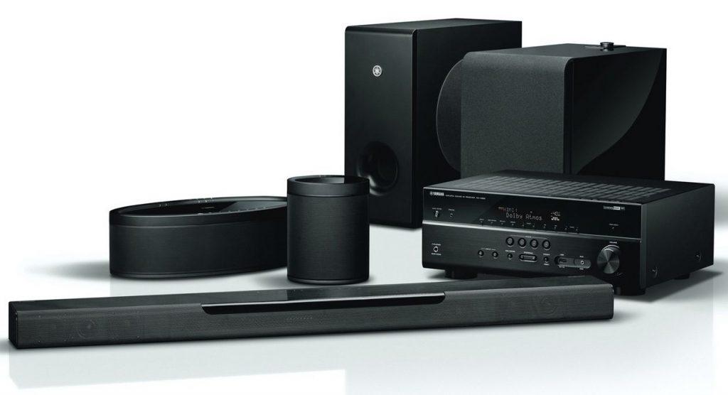 Update Yamaha Musiccast, jetzt mit Amazon HD
