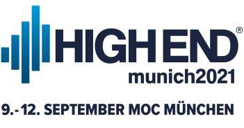 Datum der High End 2021