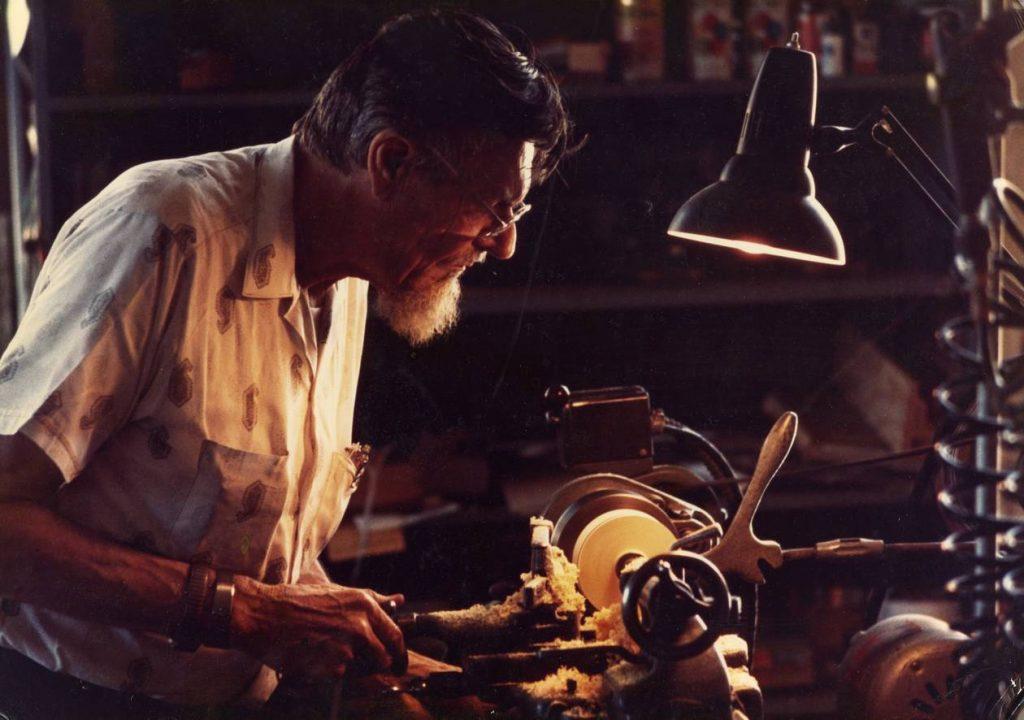 Paul Klipsch, der Vater des Klipschorn