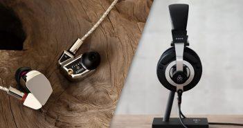 Neu im Programm bei ATR / Audio Trade Vertrieb die Kopfhörer von Final Audio