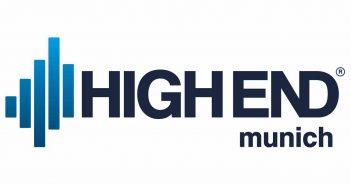 Logo des HiFi Event und Messe High End München