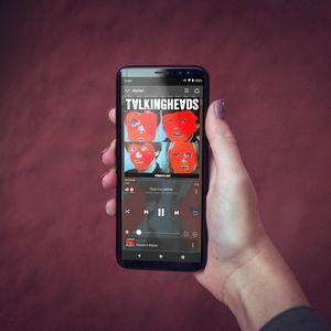 Radio Paradise mit MQA auf Android-Plattform