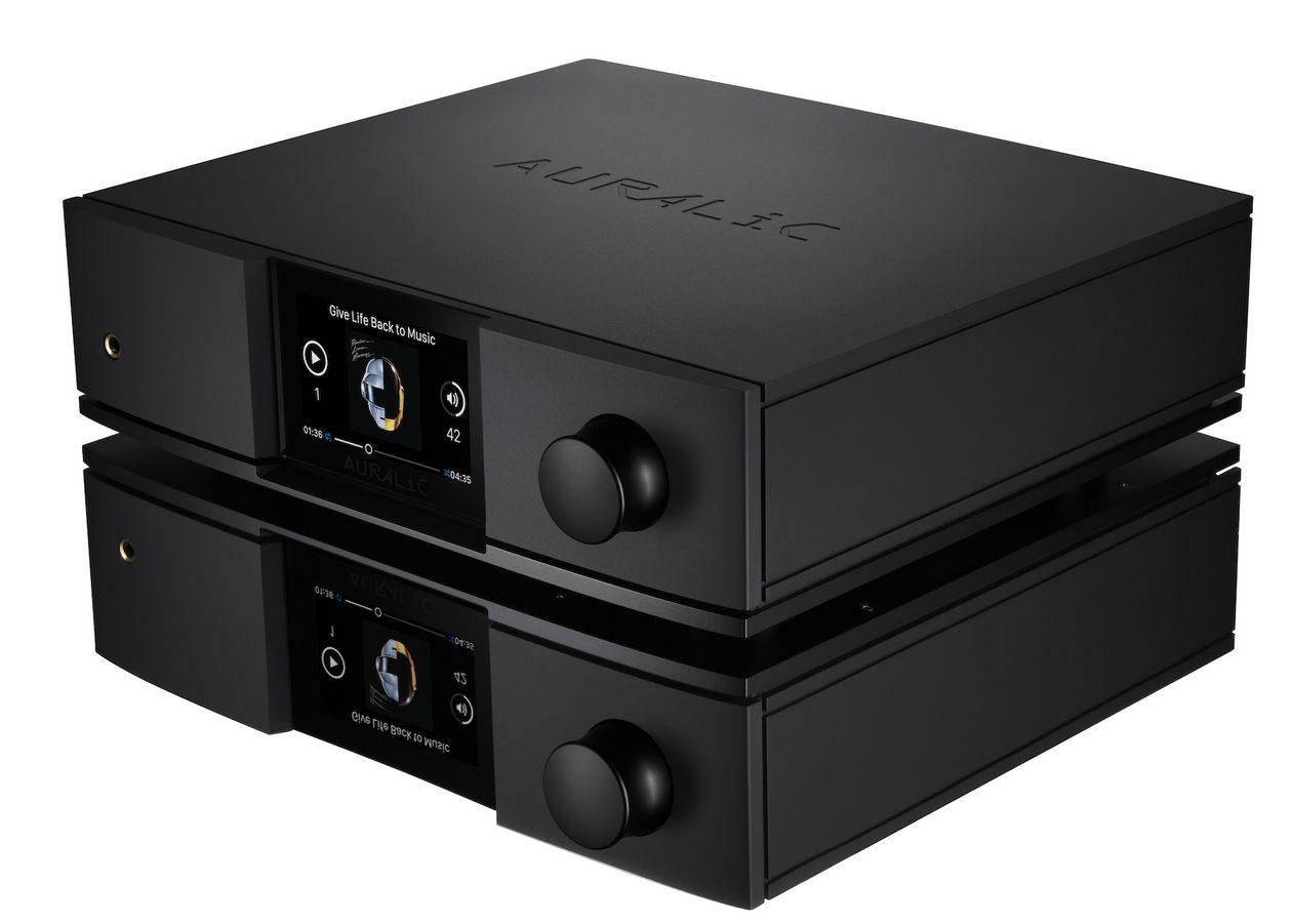 ALTAIR G2.1 - Neuer Digital Audio Streamer mit Phono-Eingang