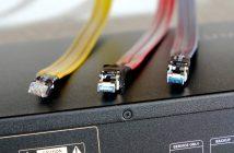 HiFi- und High End Cat-8 LAN-Ethernet-Kabel im Test. Hier Wireworld Chroma, Platinum und Starlight Platinum.