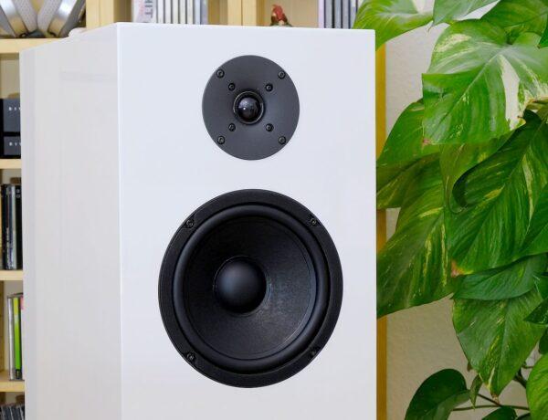 Test: Regal-Stand-Lautsprecher Cito Audio MODELL DBC-8K mit Isobarik-Bass