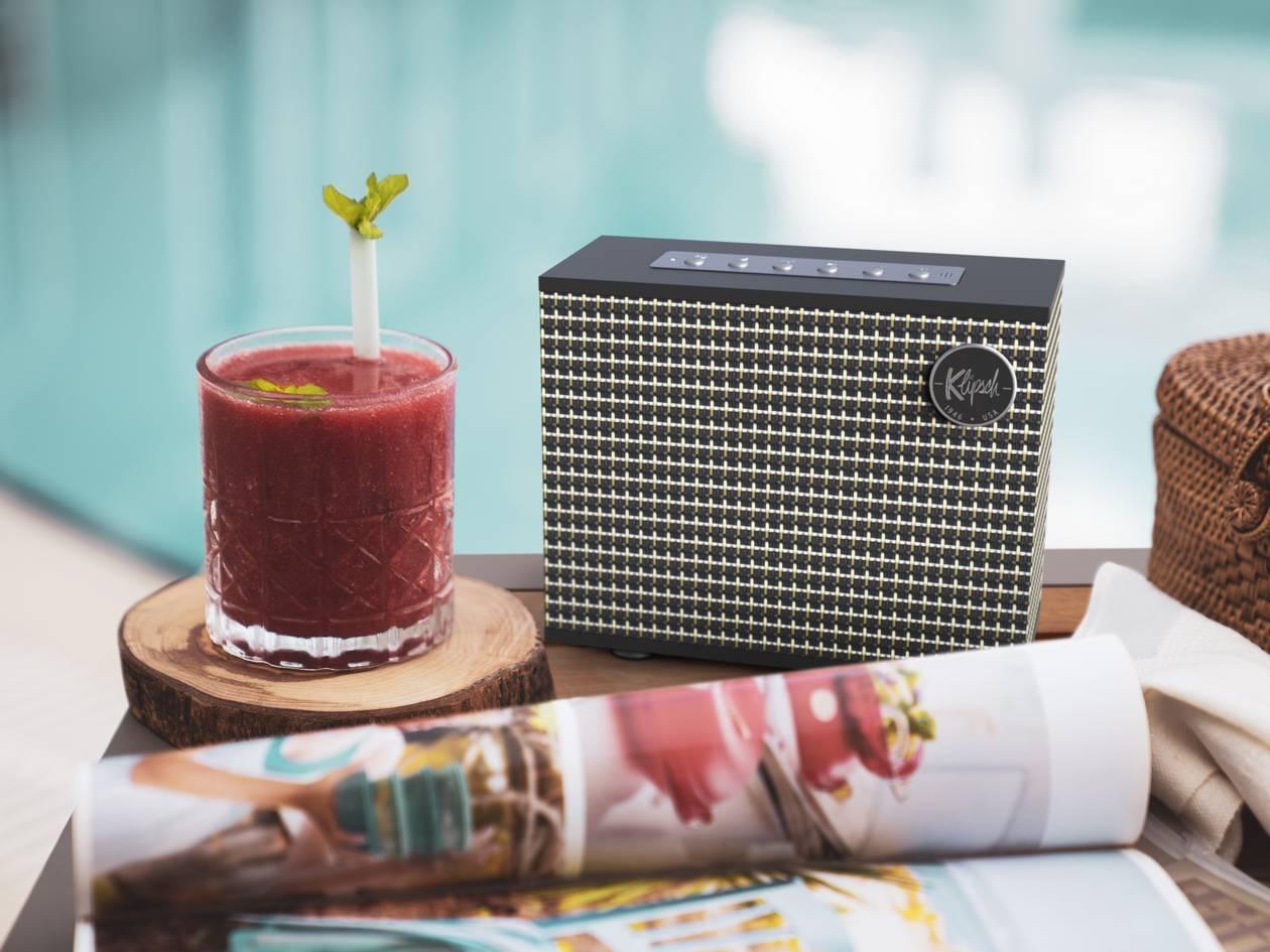 Klipsch - Mobiler Sound für den Sommer