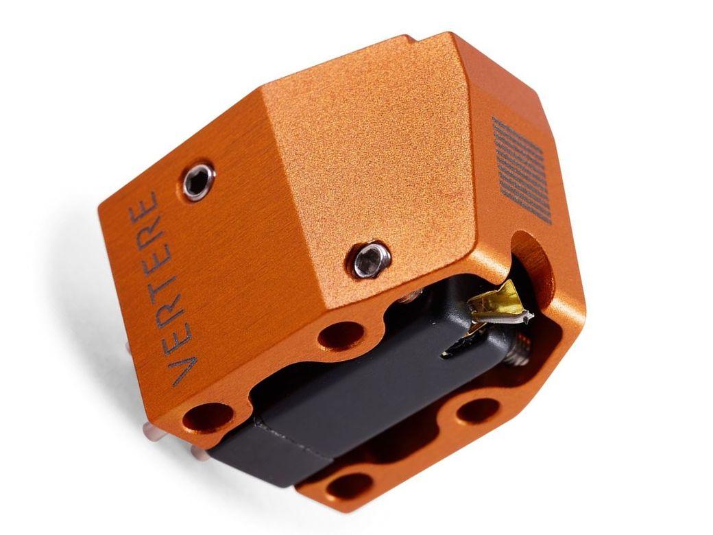 Neues Vertere Highend MM- Tonabnehmer System Sabre