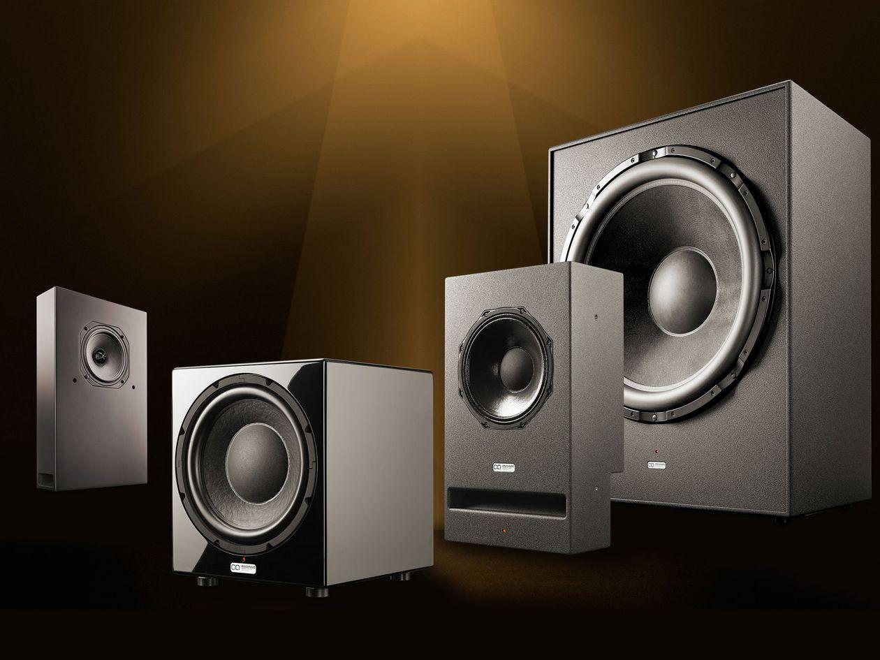 neue Heimkino und Surround Lautsprecher von Ascendo