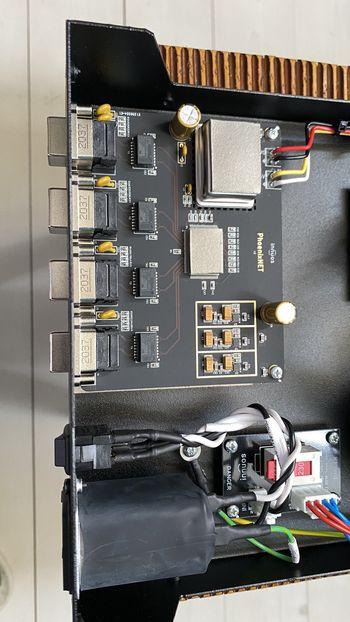Test High End Netzwerk-Switch