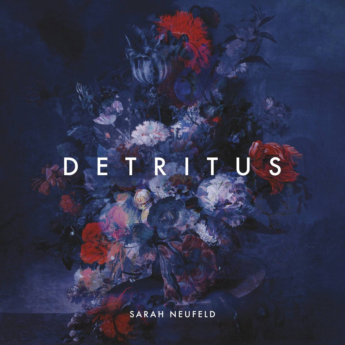 """Cover des Album """"Detritus"""" von Sara Neufeld"""