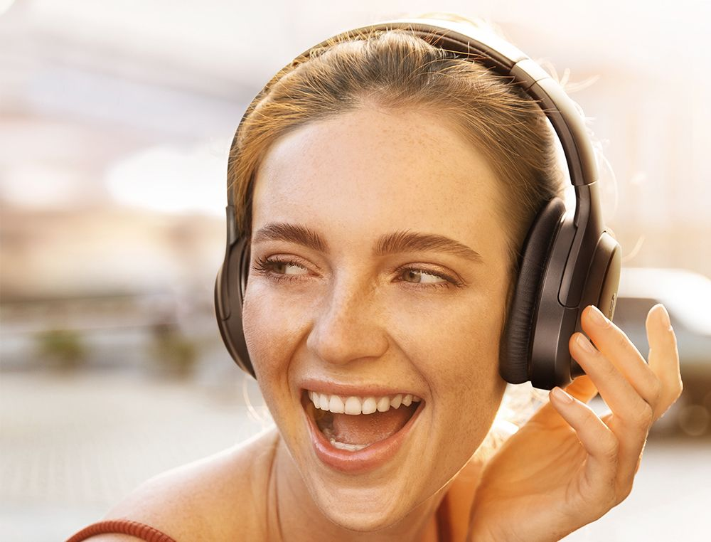 TaoTronics mobiler Bluetooth Kopfhörer 90