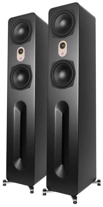 Der neue HiFi-Lautsprecher Aperion Audio T6.
