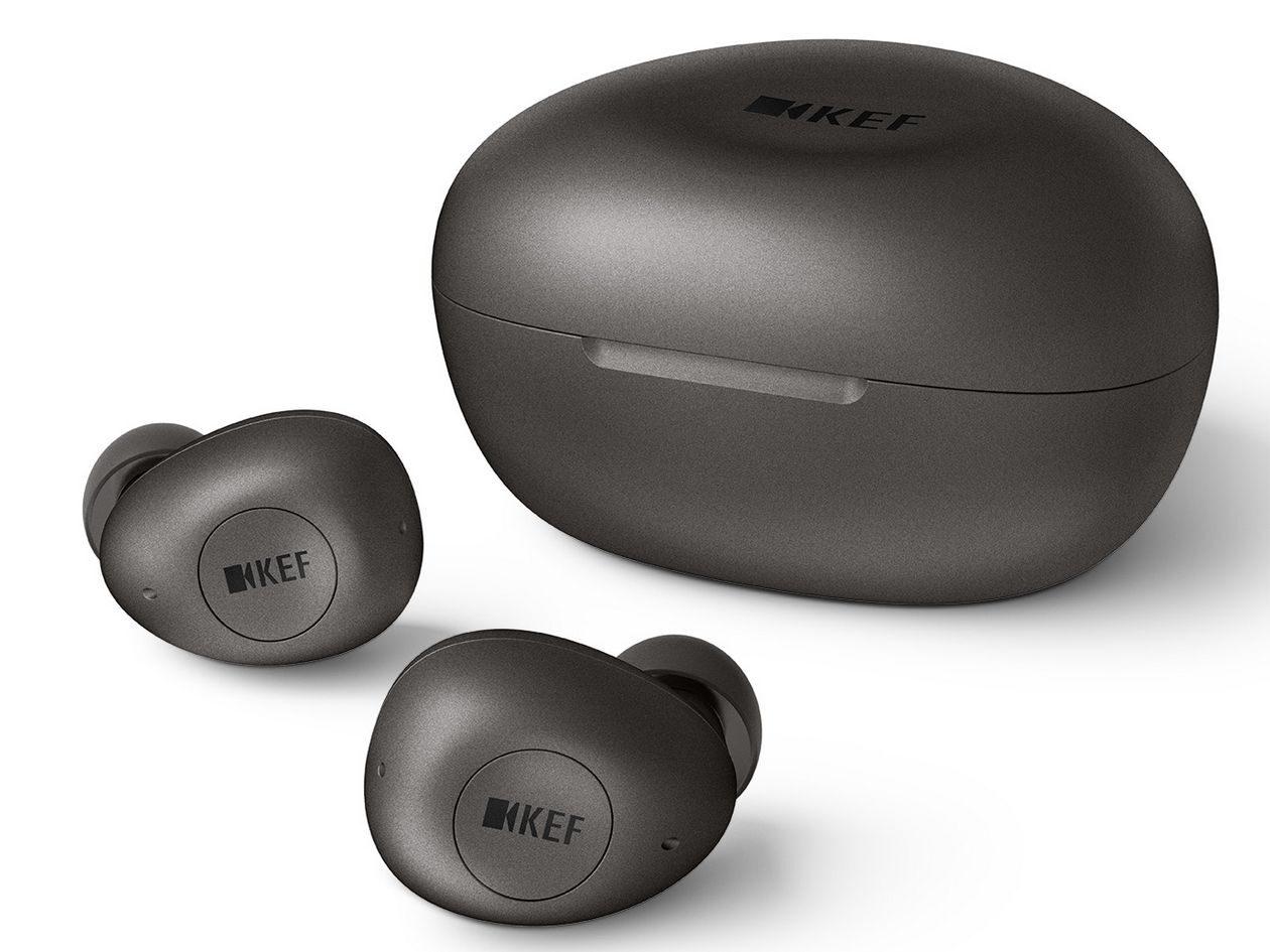 Neuheit KEF Mu3 Noise Cancelling True Wireless In-Ear Kopfhörer