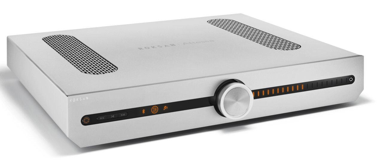 Im Bild der neue High End Streaming-Verstärker Roksan Atessa