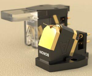 Neuer AVID High End MC Tonabnehmersysteme Boron