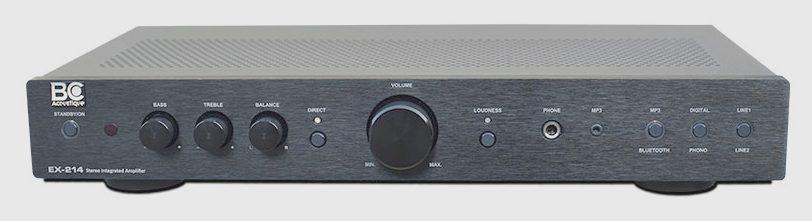 Neuer Stereo-Verstärker BC Acoustique EX-214 für 500 Euro mit Bluetooth